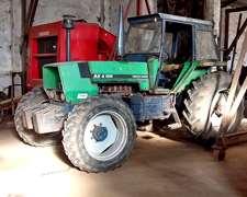 Tractor Deutz 120 Dt