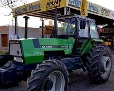 Tractor Deutz 4.120 5000 Hs Muy Bueno, Vende Cignoli Hnos