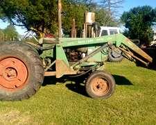 Tractor Deutz 70 Con Pala