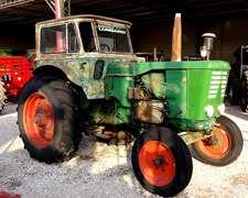 Tractor Deutz A 65. Original De Fabrica.