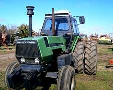 Tractor Deutz Ax 4.120. Tracción Simple Con Duales