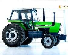 Tractor Deutz Fahr 4.100 Zincron,el Full,restaurado Completo