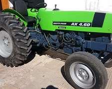 Tractor, Deutz Fahr Ax 4.60 Viñatero, Tres Puntos, Dh.