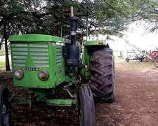 Tractor Deuz A85 Funcionando