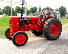 Tractor Fahr 50 En Impecable Estado Con Toma De Fuerza.