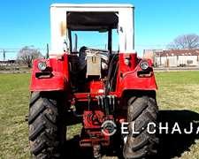 Tractor Fahr 66 Con Direccion Hidraulica. Cubiertas Nuevas.