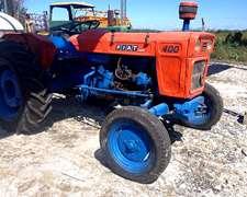 Tractor Fiat 400 Con 3 Puntos Y Ctrol Remoto
