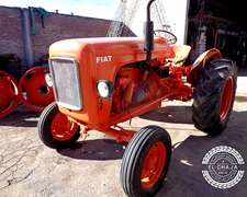 Tractor Fiat 450 Con Tres Puntos. Impecable