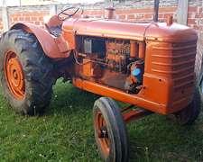 Tractor Fiat 60. Reparado.