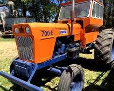 Tractor Fiat 700 Con Hidraulico Y Td , Buen Estado Gral