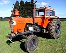Tractor Fiat 900e C/cabina, Doble Hidráulico. Muy Bueno