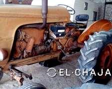 Tractor Fiat Cañero Modelo 450 Con Levante Tres Puntos Usado
