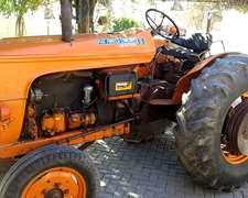Tractor Fiat Superson Con Toma De Fuerza Y Control Remoto