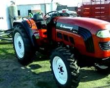 Tractor Hanomag 504 4x4 Usado