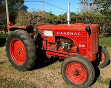 Tractor Hanomag R 35