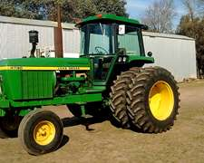 Tractor Jd 4730 Con Motor 4930 160 Hp