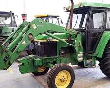 Tractor Jd 5700 Con Pala Original