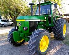 Tractor Jhon Deere 3550 Dt Con Cabina
