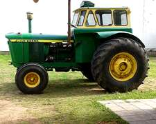 Tractor Jhonn Deere5020, Con Vigía Y Aire Acondicionado