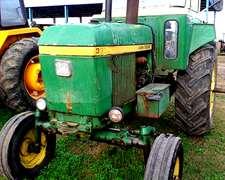 Tractor John Deere 3330 Año 1978