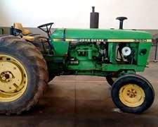 Tractor John Deere 3350, Año 1991, En Muy Buen Estado