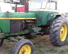 Tractor John Deere 3530 Cabina 3 Puntos