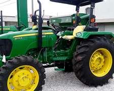 Tractor John Deere 5075, Dt. Financiación