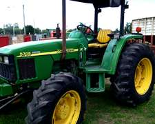 Tractor John Deere 5705 Doble Traccion Buen Estado