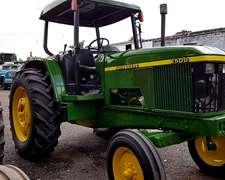 Tractor John Deere 6500 C/techo 3p Vende Cignoli Hnos