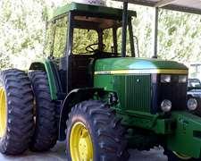 Tractor John Deere 7500 Dt Financiacion