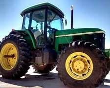 Tractor John Deere 7505 (2004) - Impecable