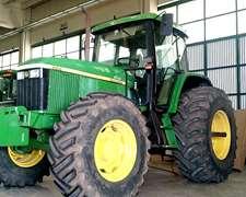 Tractor John Deere 7505 - Impecable
