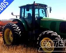Tractor John Deere 7515 Año 2006