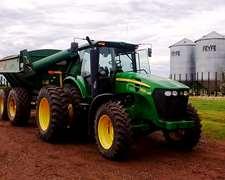 Tractor John Deere 7630- Impecable