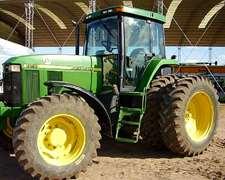 Tractor John Deere 7810 Dt Año 1997 (usa)