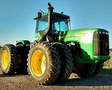 Tractor John Deere 9200 300 Hp