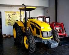 Tractor Marca Pauny, Modelo 180 A, 4x4, Marca Motor Mwm