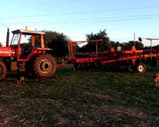 Tractor Masey 650 Doble Traccion M-2008