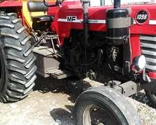 Tractor Massey Ferguson 1098 C/ Tres Puntos