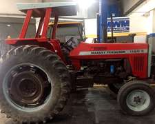 Tractor Massey Ferguson 1185 Traccion Simple