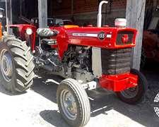 Tractor Massey Ferguson 155 Con Tres Puntos. Remate
