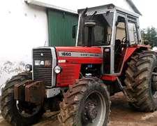 Tractor Massey Ferguson 1660 Dt Año 97 Cub 23-1-30 Cignoli