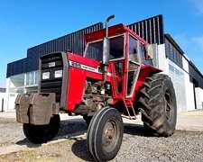 Tractor Massey Ferguson 265c/tres Puntos Muy Original Oferta
