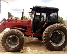 Tractor Massey Ferguson 290 Con Pala Omar Martin