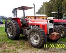 Tractor Massey Ferguson 292 4x4 Mod. 2002 Impecable