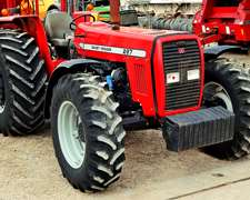 Massey Ferguson 297 Dt C/ 2849hs