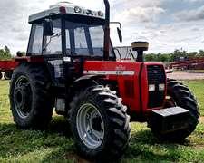 Tractor Massey Ferguson 297 Dt Con Cabina Soid