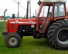 Tractor Massey Ferguson 297/2 4x2 Año 2005