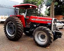 Tractor Massey Ferguson 4x4
