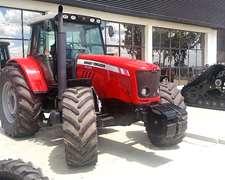 Tractor Massey Ferguson 6480 Con 5000 Hs De Uso